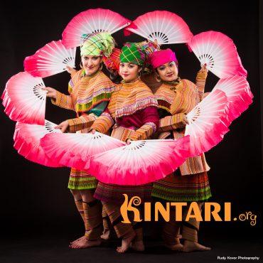 vietnamský tanec